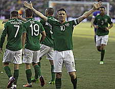 Ireland v Faroe Islands